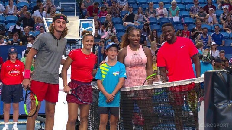 Τένις: Τα καλύτερα από τον θρίαμβο στο Περθ (vid)
