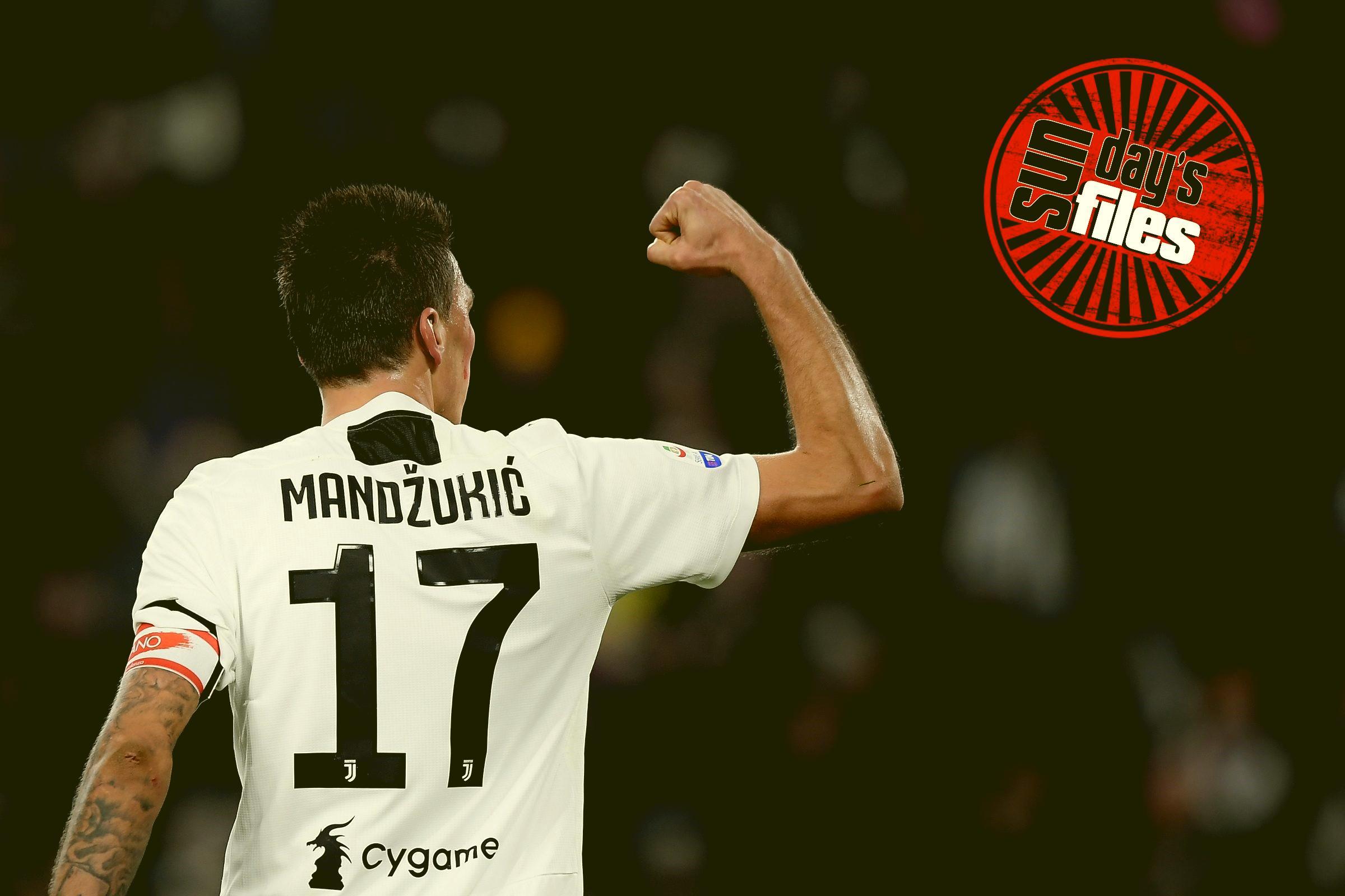 Μάντζουκιτς, ένας Κροάτης βέρος Γιουβεντίνος - Sportime.GR