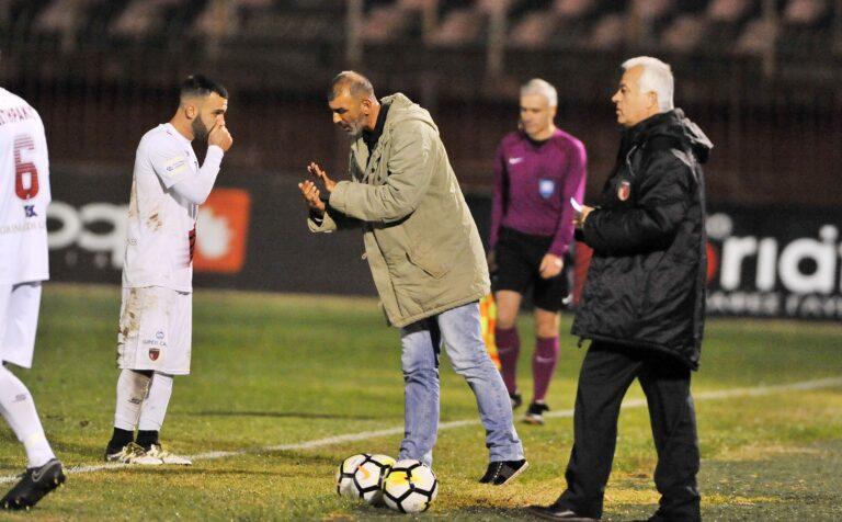 Οφρυδόπουλος: «Διάκριση και στο Κύπελλο»