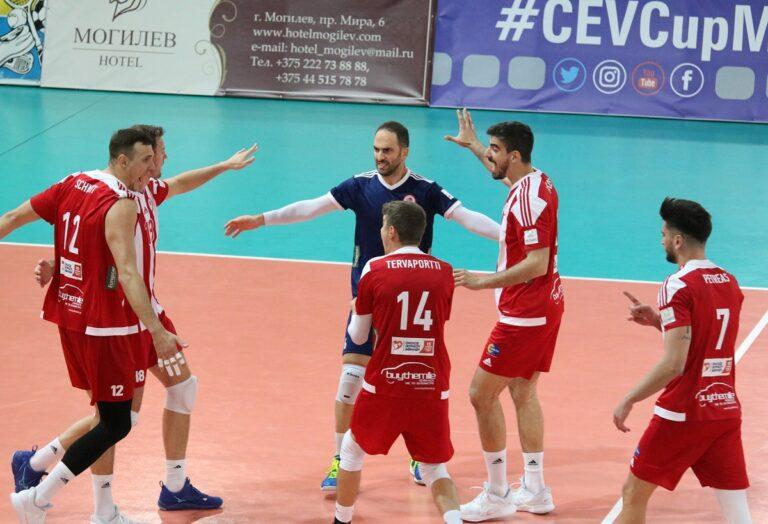 Volley League: Διπλό ντέρμπι με αλλαγές
