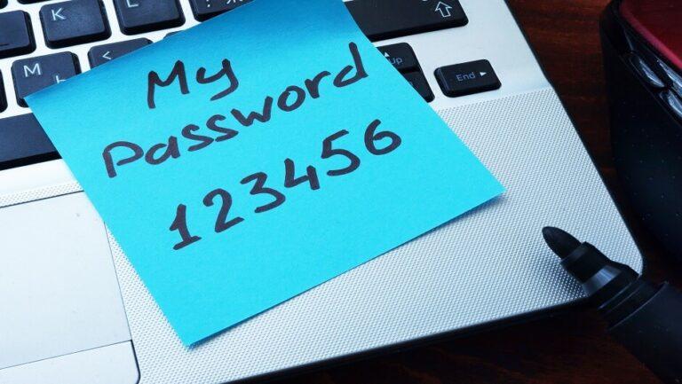 Οι 25 χειρότεροι κωδικοί πρόσβασης του 2018