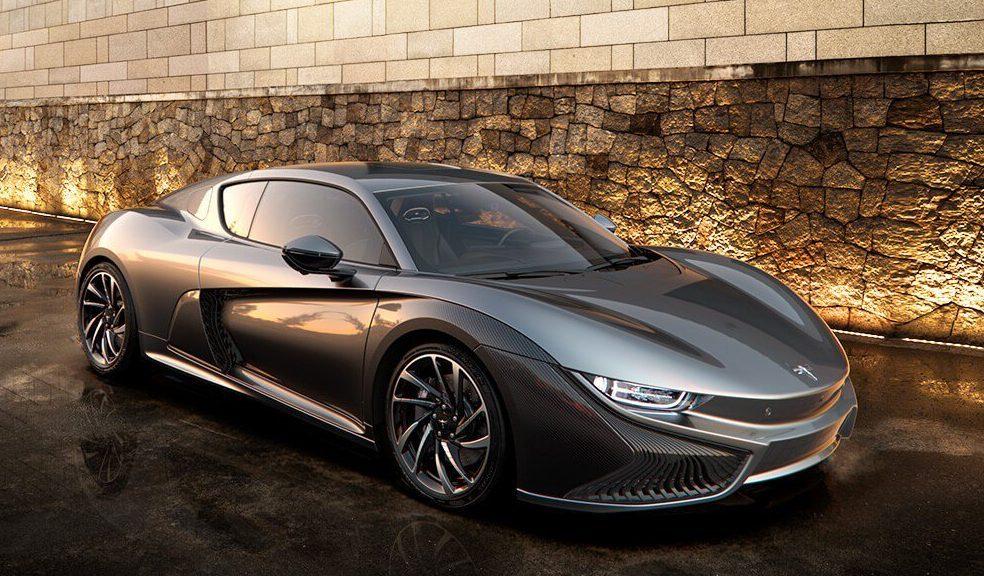 Συμφωνία για το πολυτελές ηλεκτρικό αυτοκίνητο K50