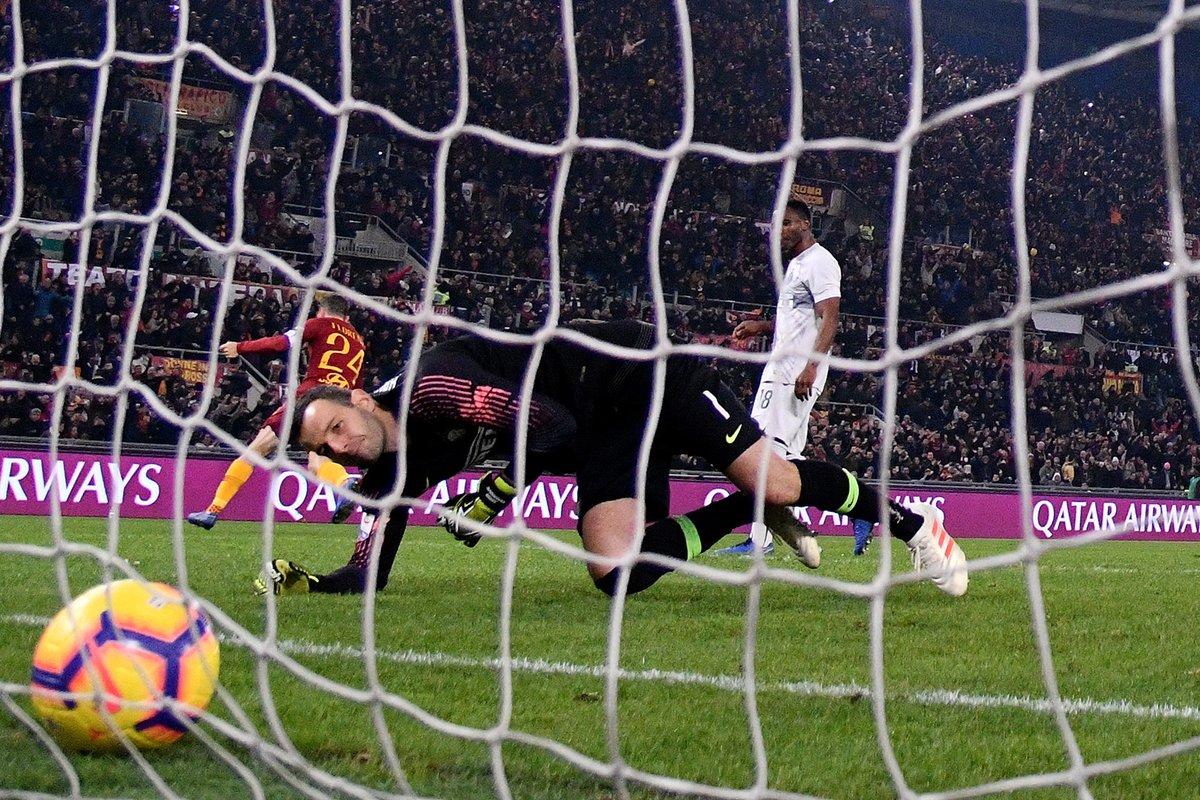 Serie A: Η Ρόμα «μπλόκαρε» την Ίντερ (vds) - Sportime.GR