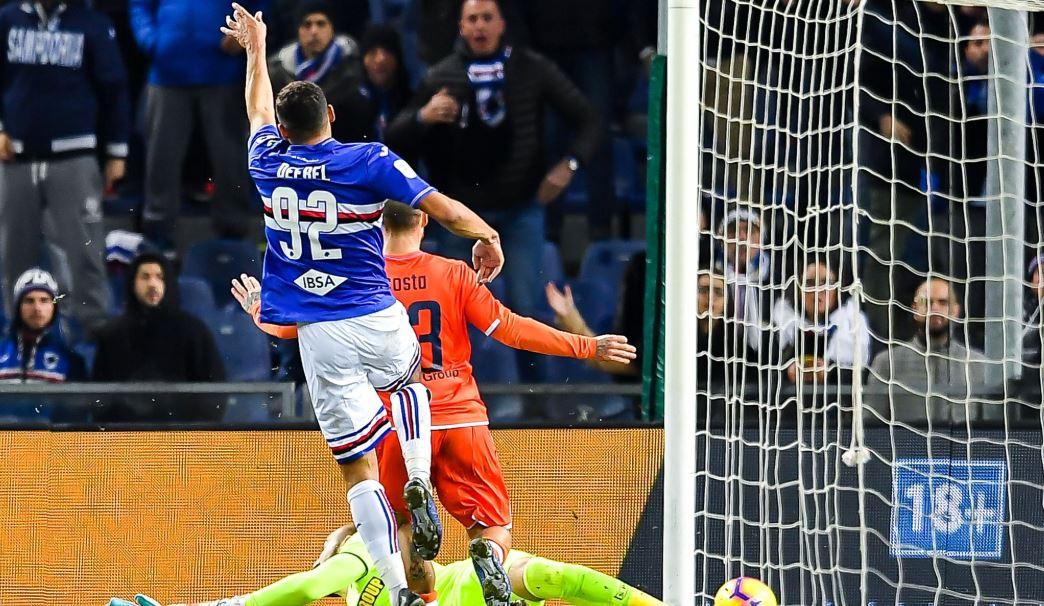 Coppa Italia: Στο 82′ η Σαμπντόρια