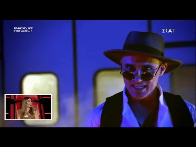 Το ξεκαρδιστικό βίντεο του Καπουτζίδη στον τελικό του Voice (vid)