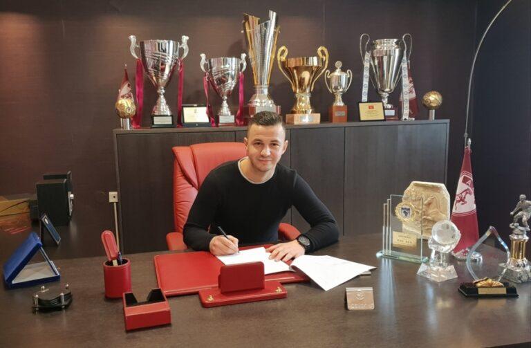 ΑΕΛ: Υπέγραψε ο Σετσέροβιτς!