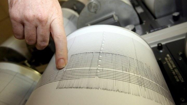 Σεισμική δόνηση 4,6 βαθμών στον θαλάσσιο χώρο νότια της Ζακύνθου