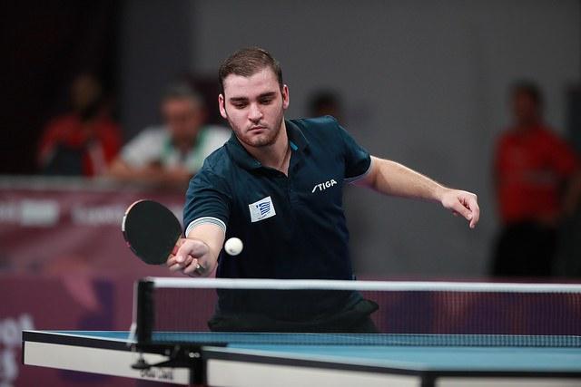 Ο Σγουρόπουλος άρχισε με νίκη στο παγκόσμιο νέων ανδρών