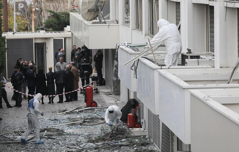 Τρομοκρατική επίθεση: Η εκρηκτική ύλη «δείχνει» την ταυτότητα της οργάνωσης