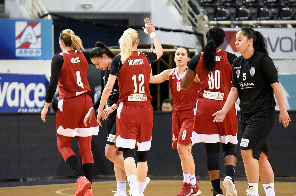 Euroleague γυναικών: Ψάχνει για την πρώτη νίκη ο Ολυμπιακός