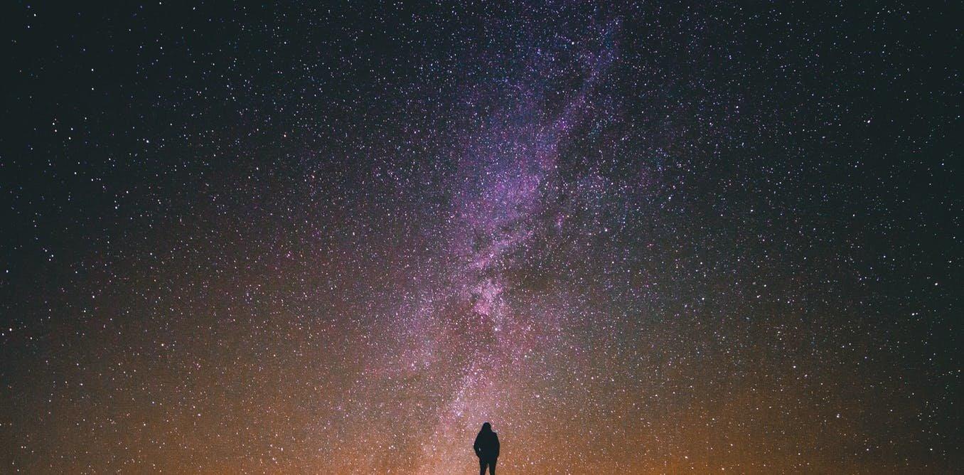 Πότε ο ουρανός σταματάει να είναι ουρανός αλλά θεωρείται διάστημα;