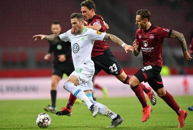 Βundesliga: Πέρασε από τη Νυρεμβέργη η Βόλφσμπουργκ - Sportime.GR