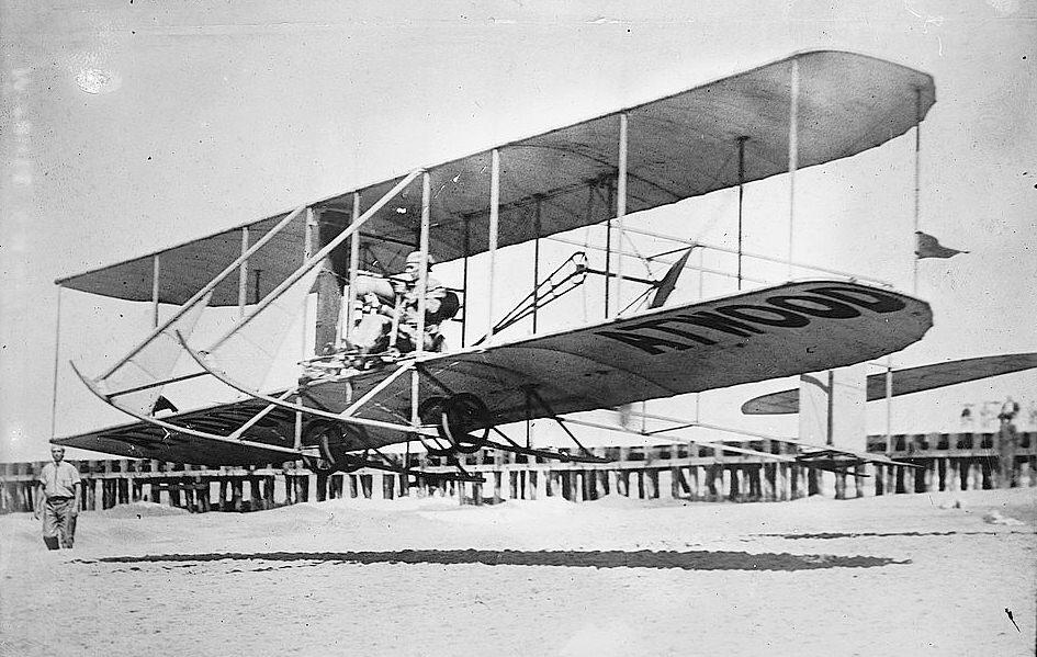 Σαν σήμερα: Η ιστορική πτήση των αδελφών Ράιτ