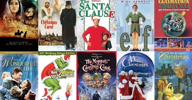 Δέκα ταινίες που ΠΡΕΠΕΙ να δεις τα Χριστούγεννα