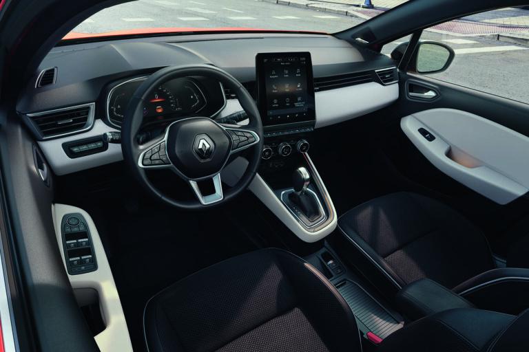 Νέο Renault Clio: Η αποκάλυψη ξεκινάει… από μέσα