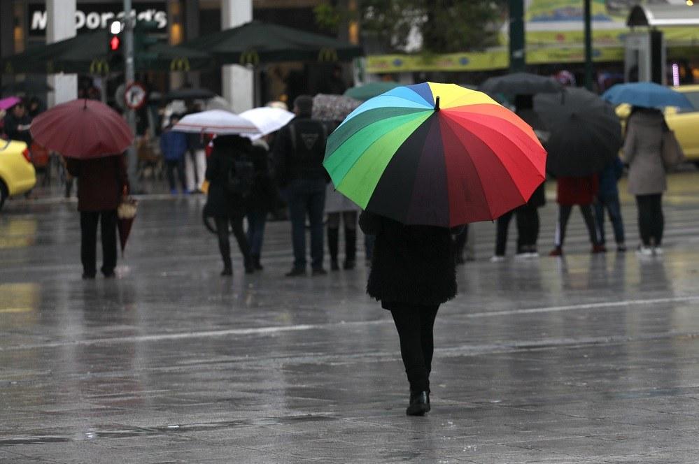 Καιρός: Συννεφιά και τοπικές βροχές σήμερα -Πού θα εκδηλωθούν καταιγίδες - Sportime.GR