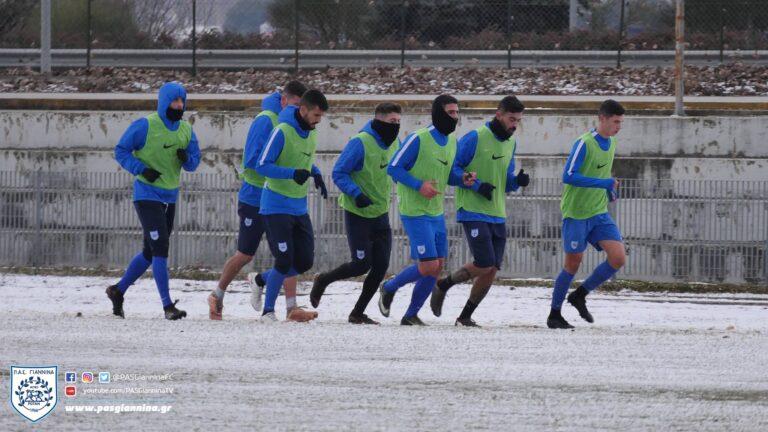 ΠΑΣ Γιάννινα: «Το ματς εκτός απροόπτου θα διεξαχθεί κανονικά»