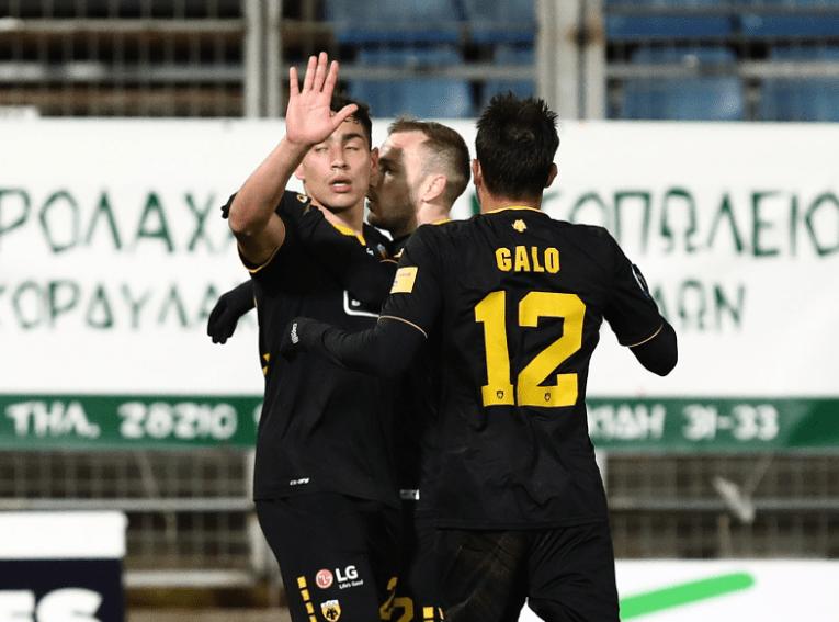 AEK – Λεβαδειακός: Νίκη ηρεμίας εν όψει ΠΑΟΚ
