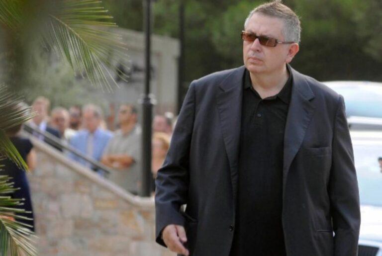 Θέμος Αναστασιάδης: Την Κυριακή το τελευταίο αντίο