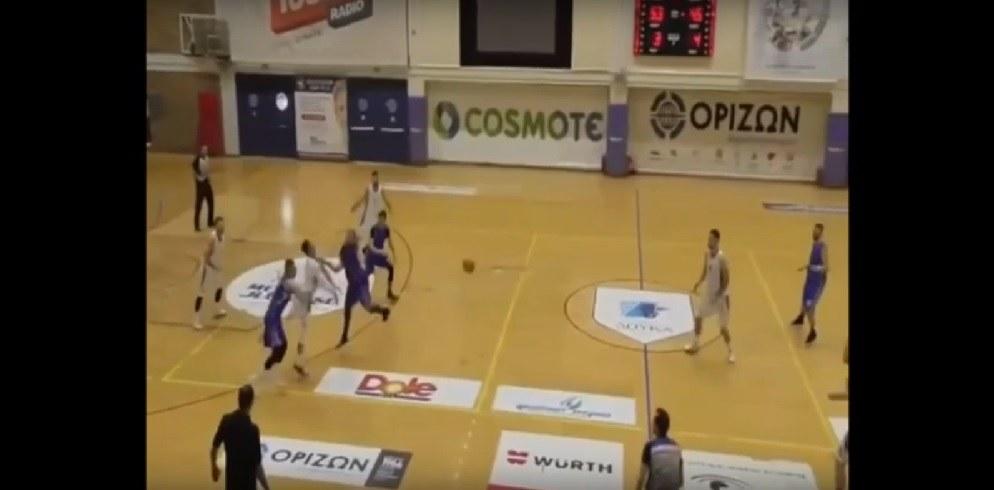 Δούκας: «Δολοφονικό χτύπημα, ο παίκτης μας κινδυνεύει να χάσει την όρασή του» (video)