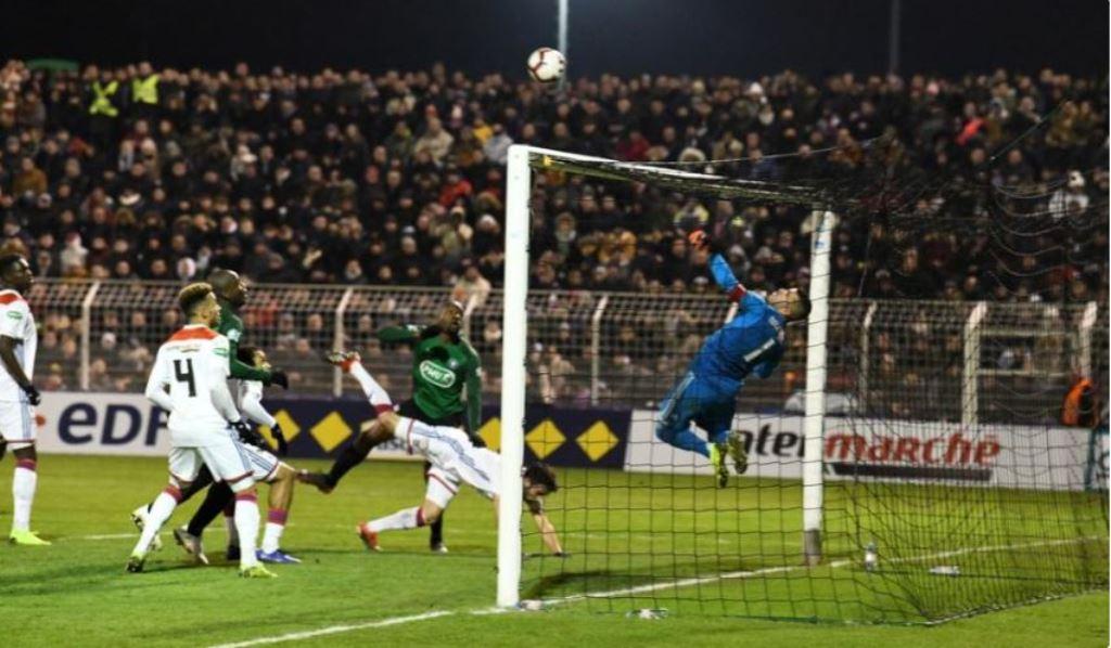 Λιόν: Εύκολη πρόκριση στους «32» του Κυπέλλου Γαλλίας