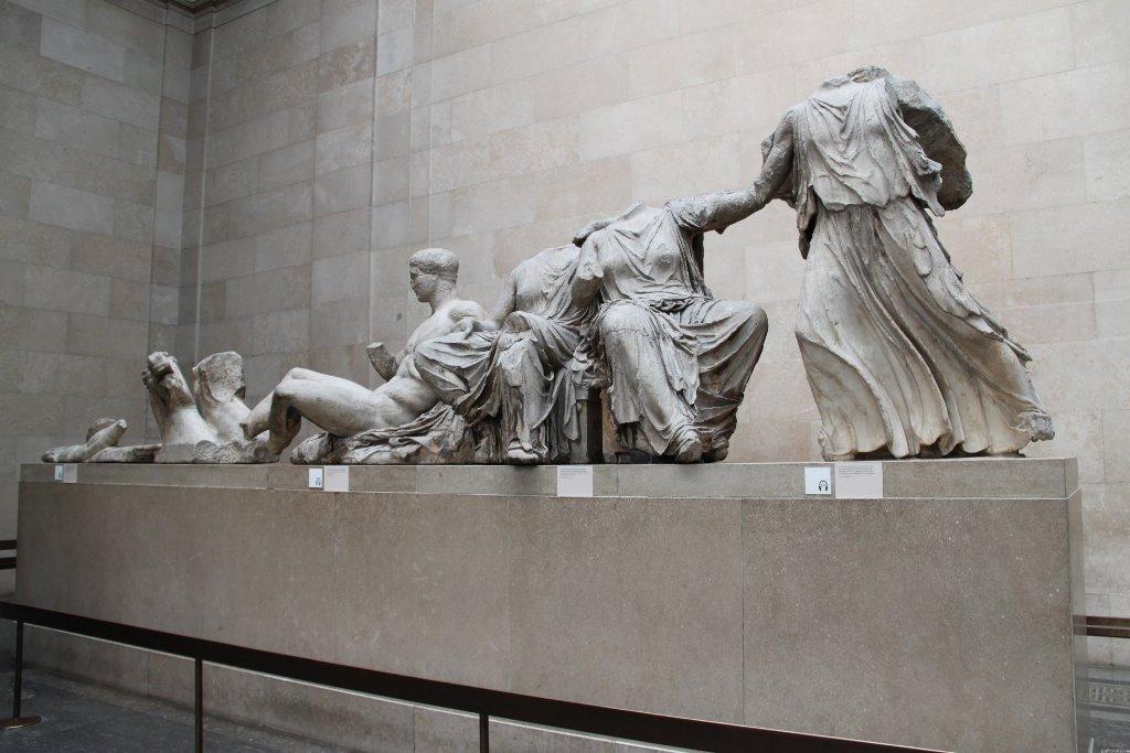 Βρετανικό Μουσείο: «Τα Γλυπτά του Παρθενώνα δεν ανήκουν στην Ελλάδα»