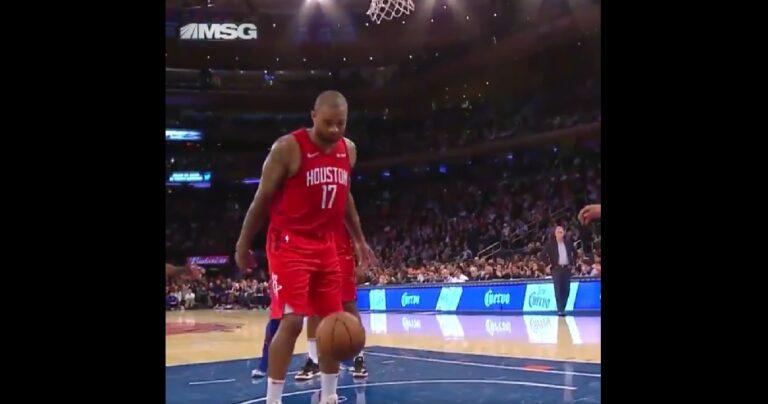 NBA: Επική γκάφα των Χιούστον Ρόκετς (video)
