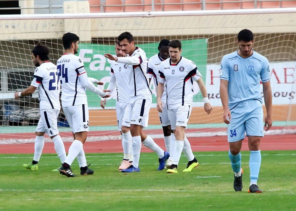 Ηρόδοτος – Κέρκυρα 0-2: Προελαύνουν οι Φαίακες!
