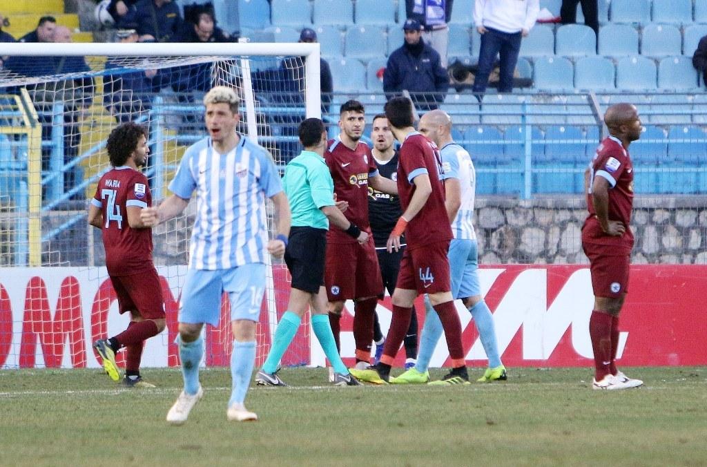 Λαμία – Ατρόμητος 2-1: Το ανύπαρκτο πέναλτι έκρινε το ματς… - Sportime.GR