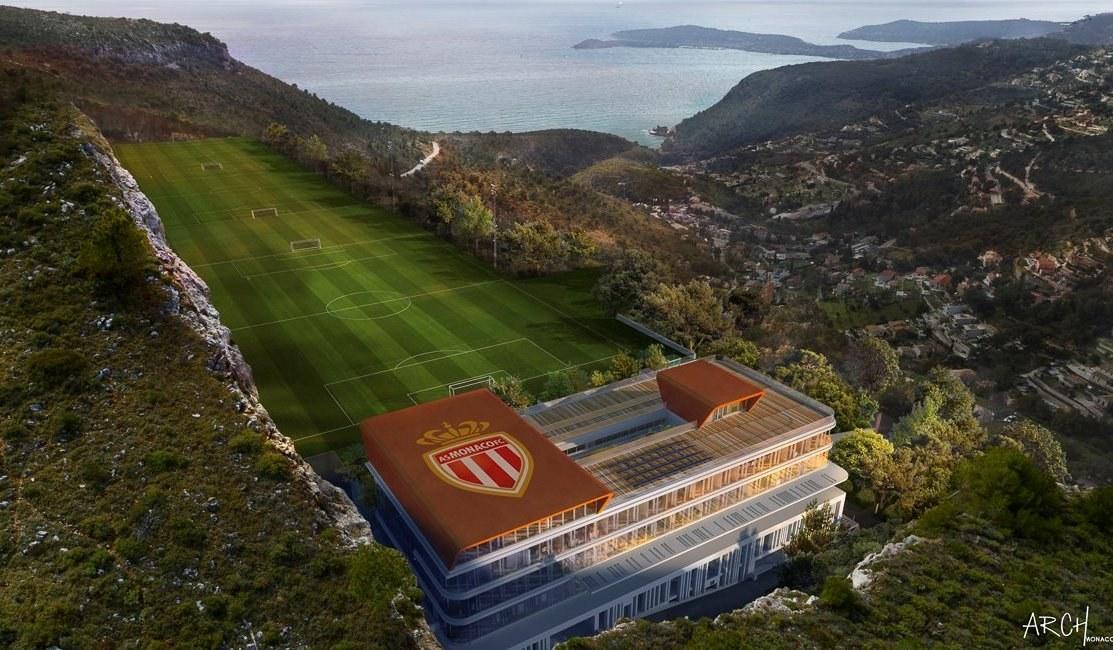 Μονακό: Παρουσιάστηκε το νέο προπονητικό κέντρο (vid)