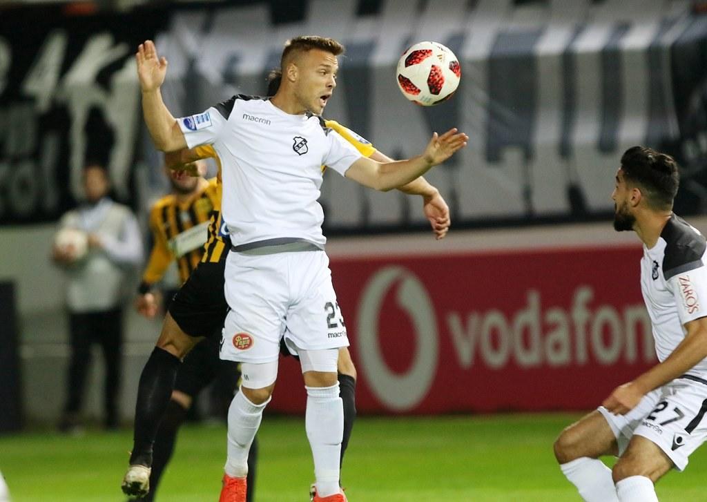 Οικονόμου: «Το Κύπελλο ενδιαφέρει πολύ τον ΟΦΗ» - Sportime.GR
