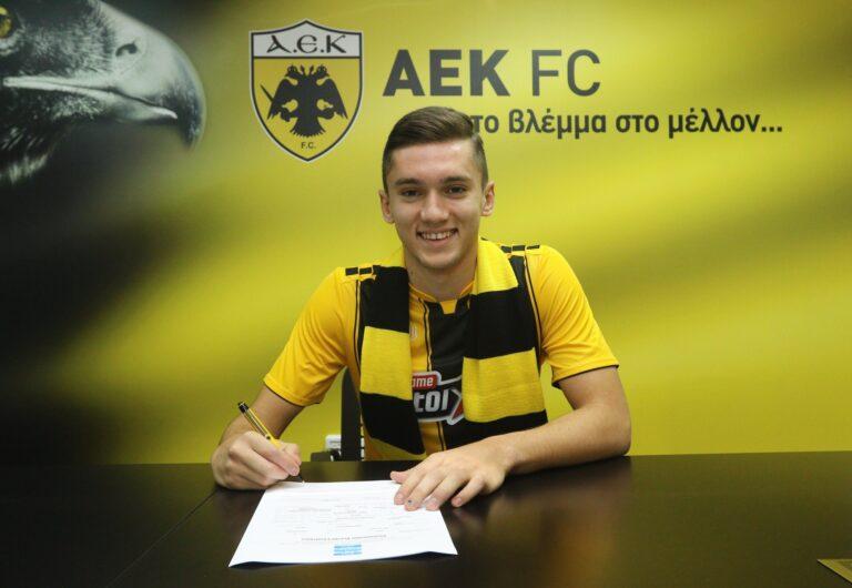 Στην Εθνική Βοσνίας U-21 ο Σαμπανάτζοβιτς