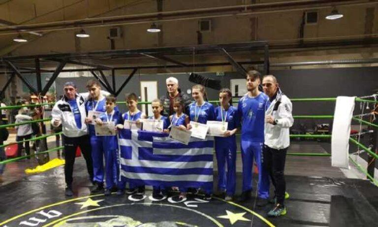 Χρυσό μετάλλιο για την Ελλάδα στο παγκόσμιο Savate