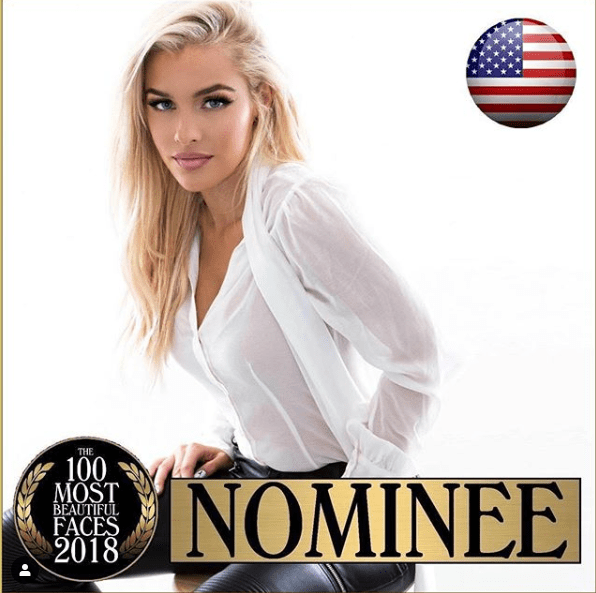 Η πιο όμορφη γυναίκα του 2018 και το… Top-100! [video]