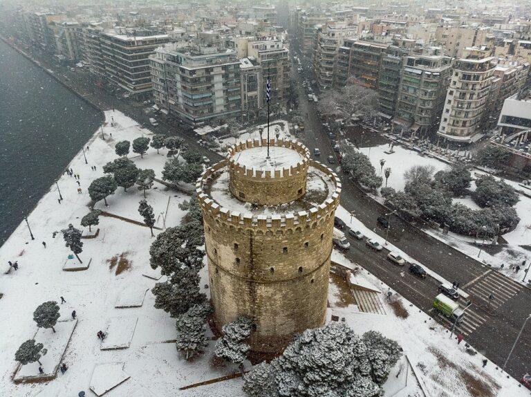 Κακοκαιρία στη Θεσσαλονίκη -Προβλήματα στα λεωφορεία του ΟΑΣΘ, ποια δρομολόγια αλλάζουν  Πηγή: Κακοκαιρία στη Θεσσαλονίκη -Προβλήματα στα λεωφορεία, ποια δρομολόγια αλλάζουν