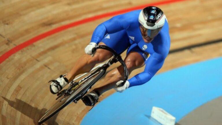 «Χρυσός» ο Βολικάκης στο Παγκόσμιο κύπελλο ποδηλασίας (pic)