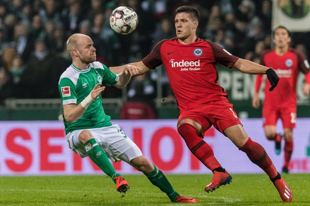 Bundesliga: Η Άιντραχτ είχε τις απαντήσεις… (vid)