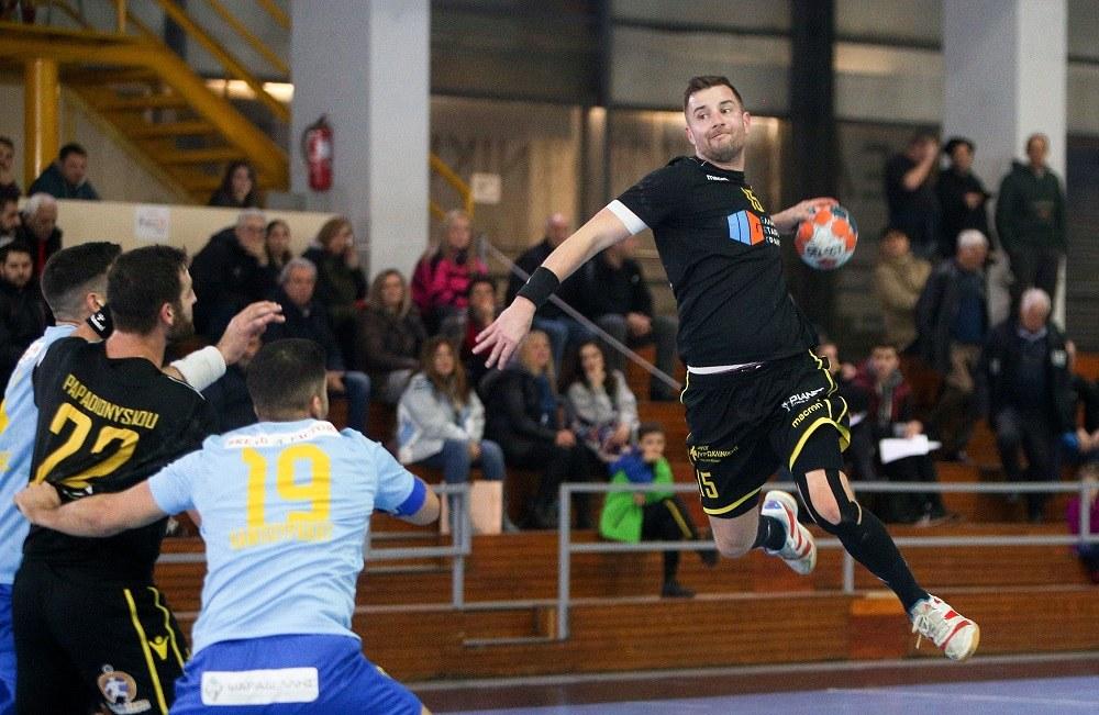 Handball Premier: Με άνεση Ολυμπιακός και ΑΕΚ