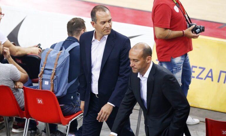 Ολυμπιακός: «ΚΕΔ με Γιαννακόπουλο και Παπαδόπουλο»