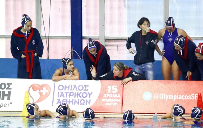 Euroleague Πόλο: Βαθμό πρόκρισης ζητά η Βουλιαγμένη