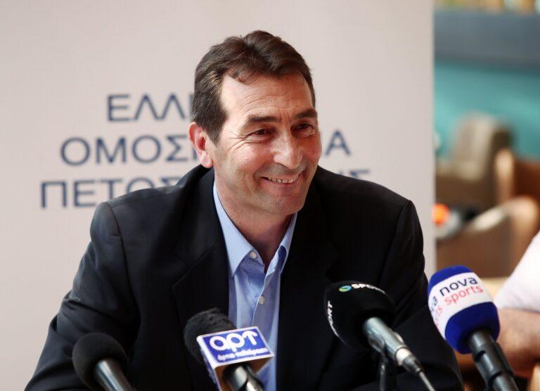 Ανδρεόπουλος: «Αυτό που συμβαίνει είναι μοναδικό για το βόλεϊ»