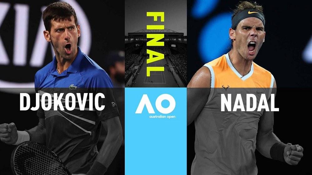 Australian Open: Όλα έτοιμα για την κόντρα Ναδάλ με Τζόκοβιτς (vid)