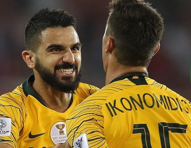 Asian Cup: Πέρασε η Αυστραλία, σκόραρε ο Οικονομίδης