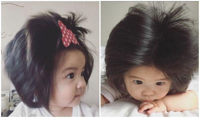 H νέα βασίλισσα του Instagram είναι μόλις ενός έτους (pics)
