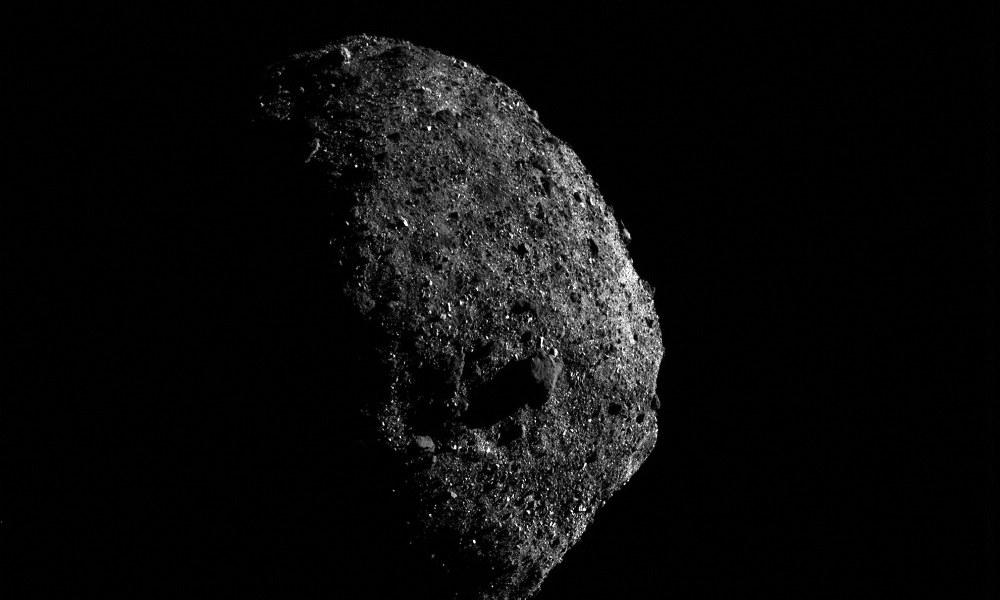 Οι νεώτερες εικόνες του αστεροειδούς Μπενού είναι εξωπραγματικές (pics)