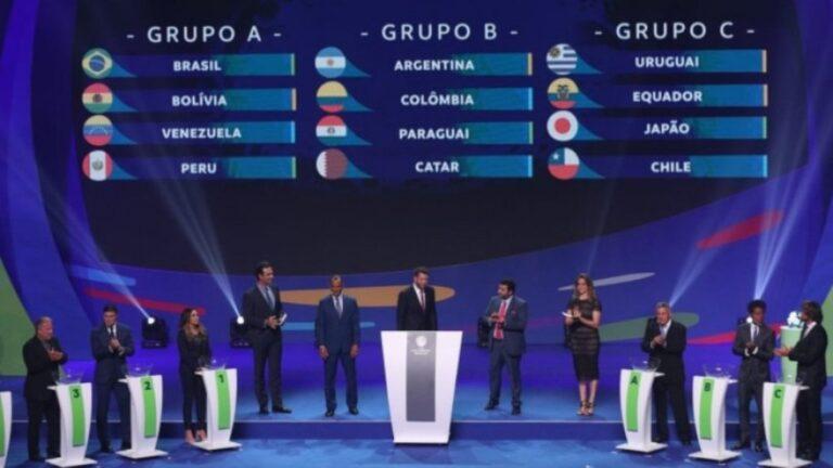Copa America 2019: Οι τρεις όμιλοι (pics+vids)