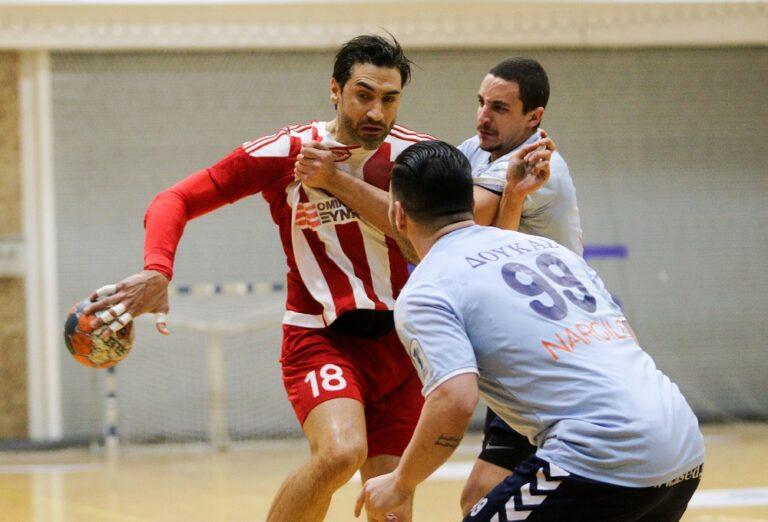 Handball Premier: Και τώρα ο ΠΑΟΚ για τον Ολυμπιακό