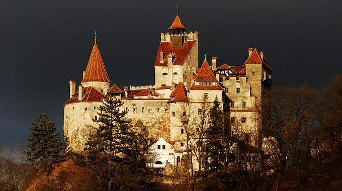 Μία νύχτα στο κάστρο του Δράκουλα (vid)