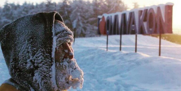 Ο πιο κρύος αγώνας δρόμου στους -52°C (vid)