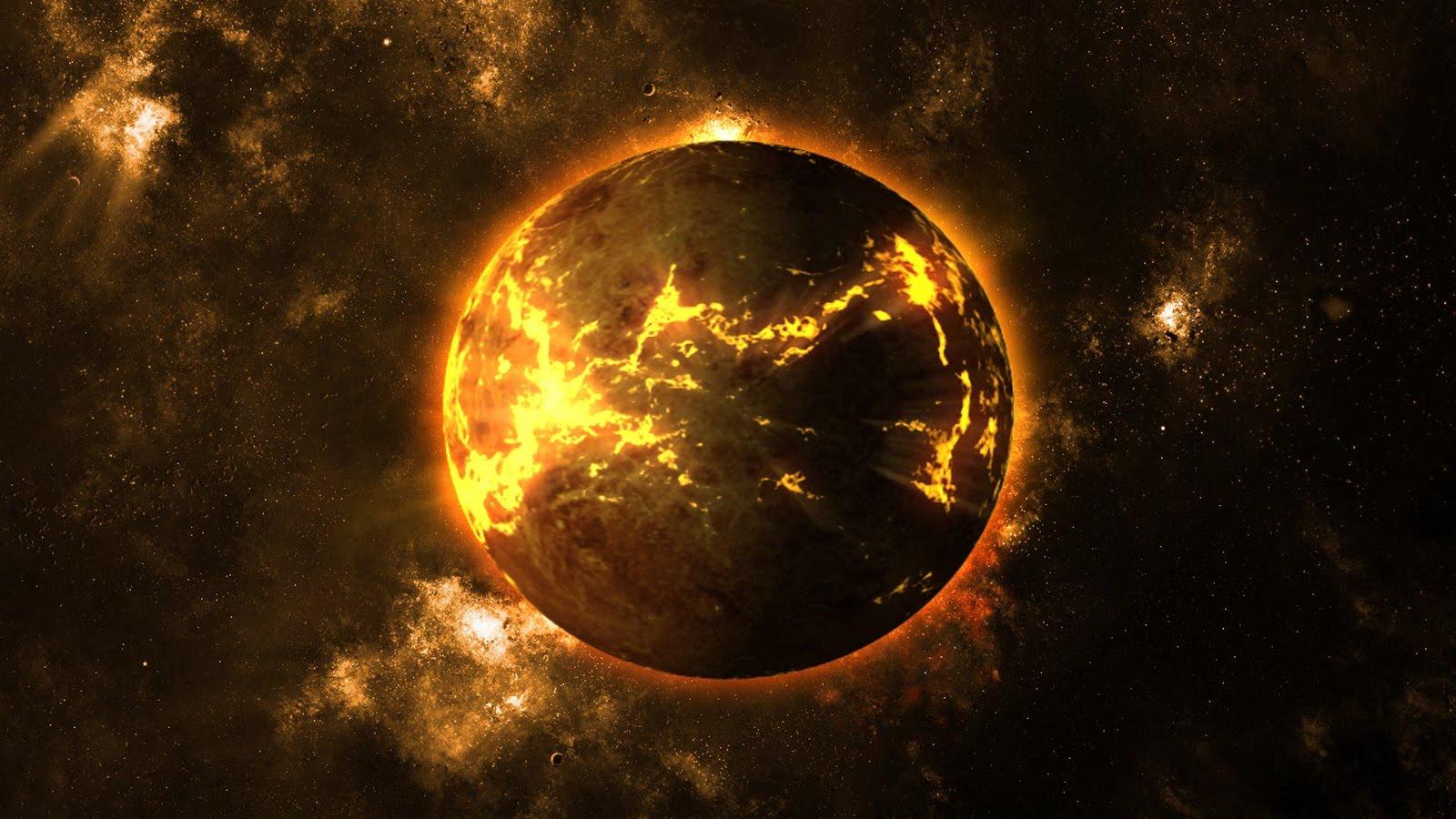 Τι συμβαίνει όταν πεθαίνει ένας πλανήτης; (vid)